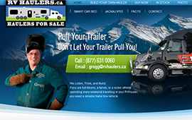 RV Web Design